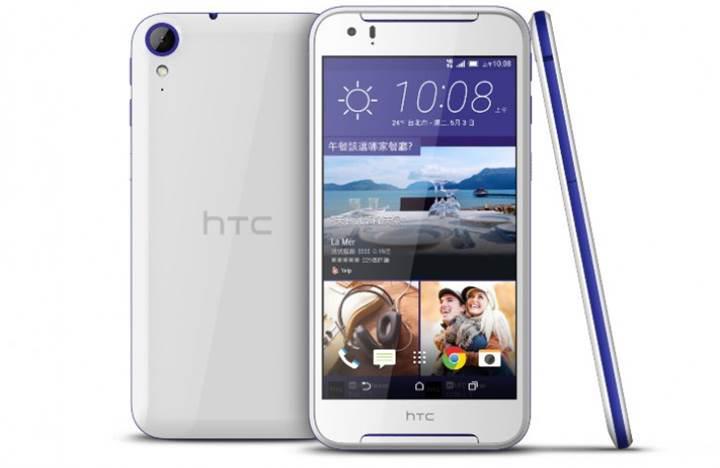 HTC'den BoomSound'lı ve 5.5 inç ekranlı yeni telefon: Desire 830