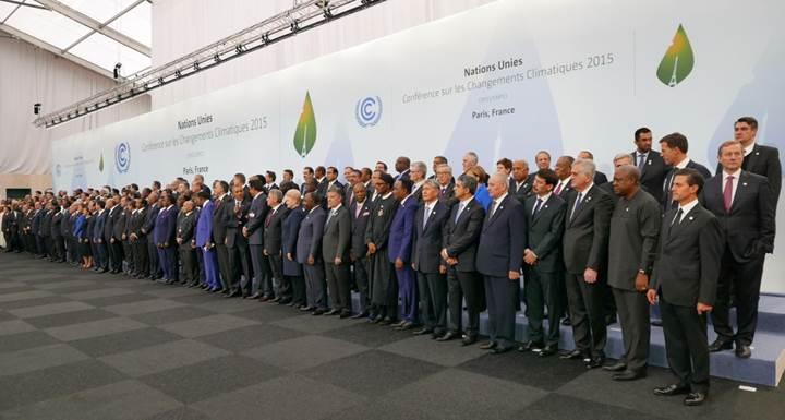 Tarihi iklim değişikliği anlaşması imzalandı
