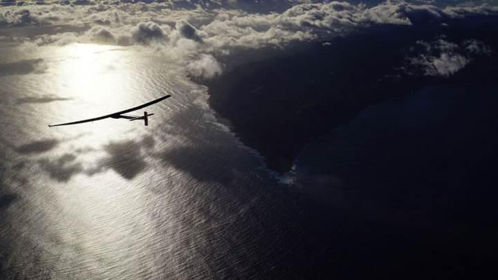 Solar Impulse 2, Pasifik uçuşunu tamamladı