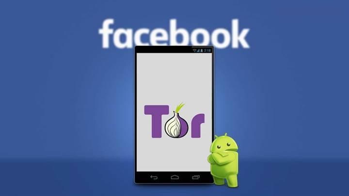 Bir milyon kişi Tor üzerinden Facebook'a bağlanıyor