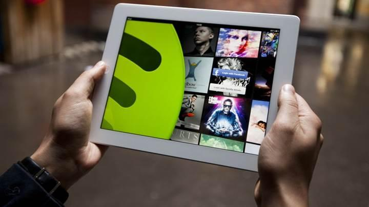 Spotify kullanıcı bilgileri internete sızdı