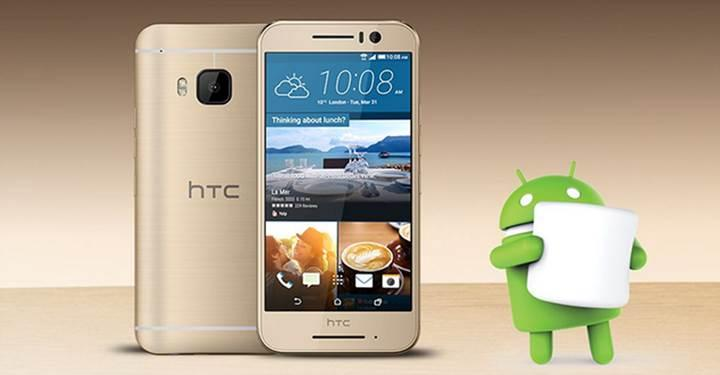 HTC One S9 duyuruldu