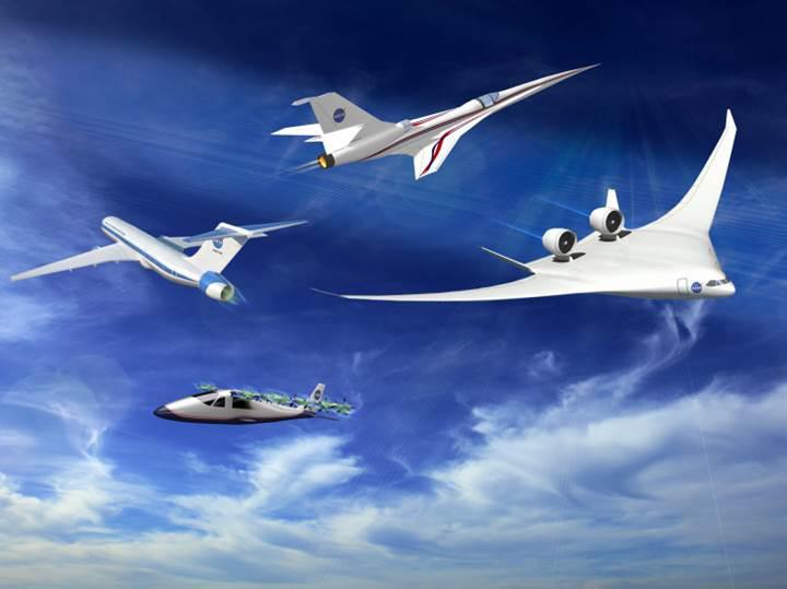 NASA, daha çevreci araştırma uçakları geliştirmek istiyor