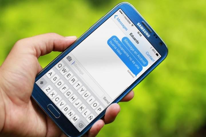 iMessage, Android tarafında mümkün olabilir mi?