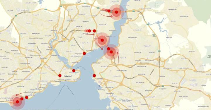 İstanbul trafiğinin sürücüleri çileden çıkaran noktaları