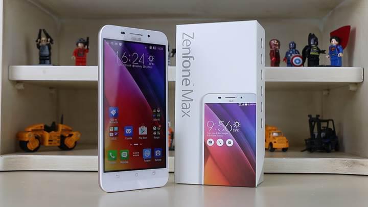 Asus ZenFone Max inceleme videosu