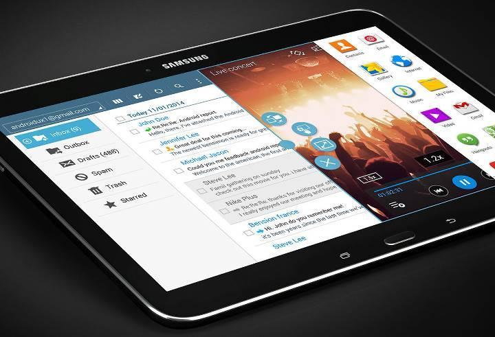 Samsung Galaxy Tab 4 bu yıl da devam edecek