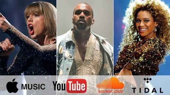 SoundCloud, Spotify'a rakip oluyor
