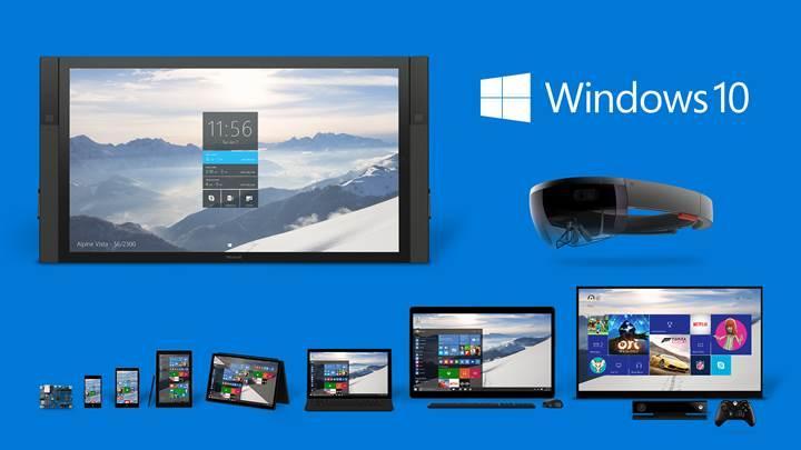 Windows 10 hakkında ilgi çekici rakamlar