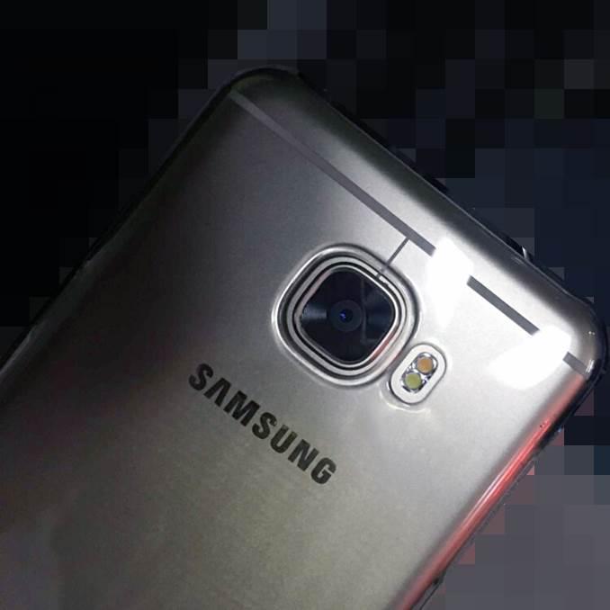 İnce metalik gövdeli Galaxy C5'in görüntüleri sızdırıldı