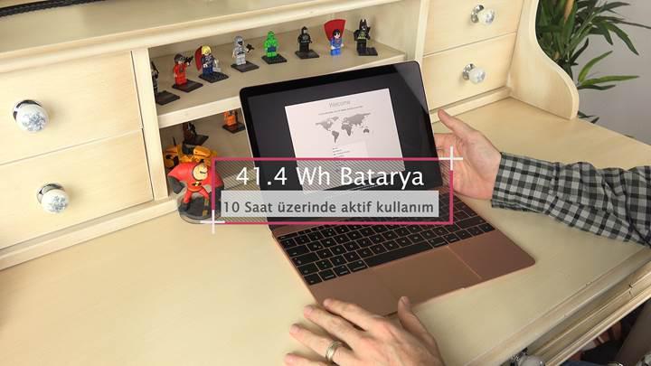 Yeni nesil Macbook ilk izlenim videosu ön inceleme