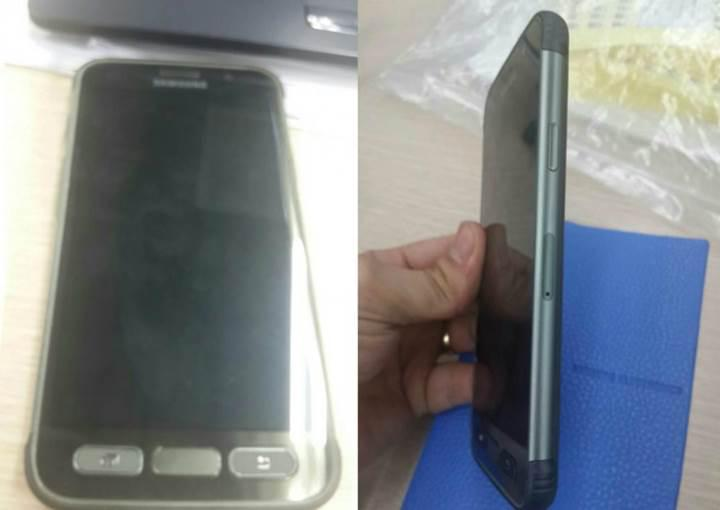 Samsung Galaxy S7 Active kendini gösterdi