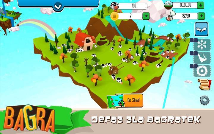 Bu mobil oyun ile gerçek bir inek kazanabilirsiniz