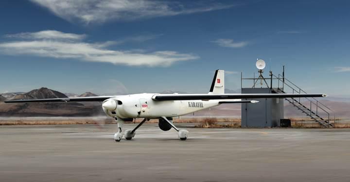 Vestel, silahlı insansız hava aracı Karayel'i uçurmaya hazırlanıyor