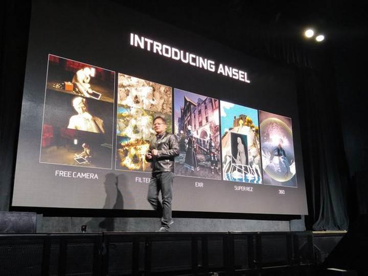 Nvidia Ansel ile oyun içi ekran görüntüsü alma seviye atlıyor
