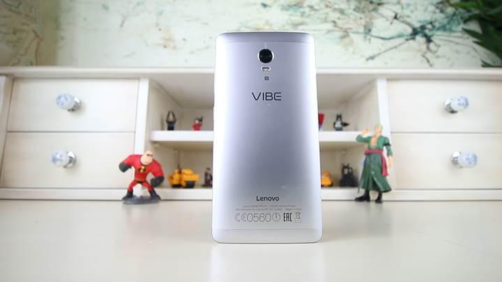 Lenovo Vibe P1 inceleme videosu