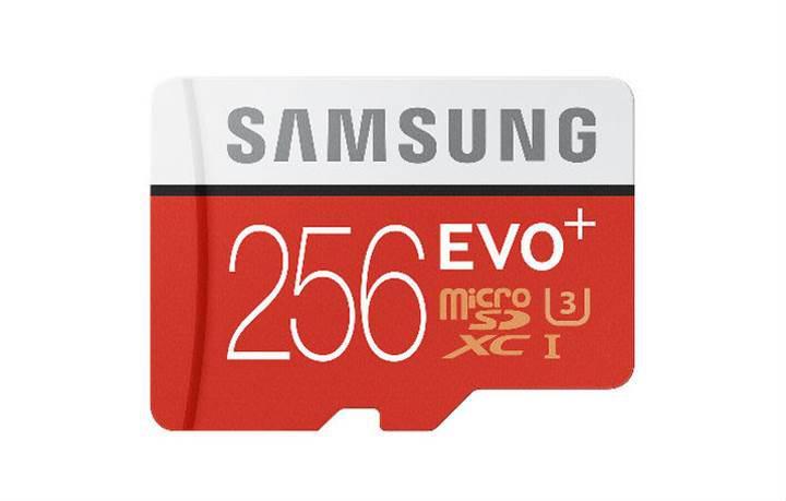 Samsung'dan microSD kartlarda kapasite rekoru
