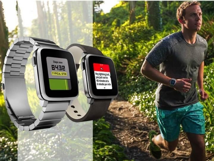 Pebble saatlerine fitness odaklı yeni özellikler geldi