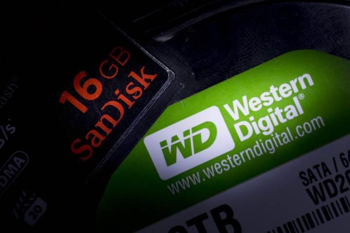SanDisk, resmen Western Digital bünyesinde