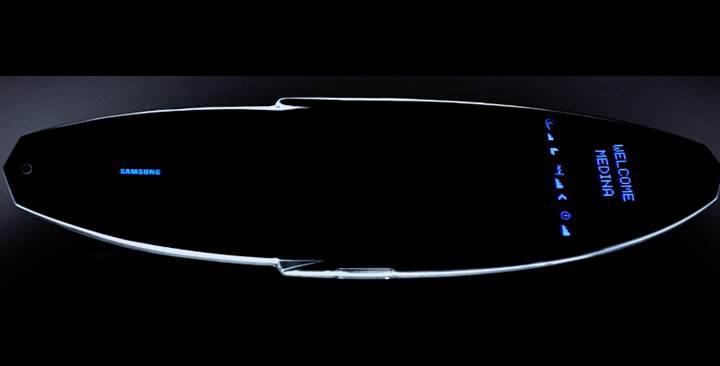 Samsung'dan akıllı sörf tahtası
