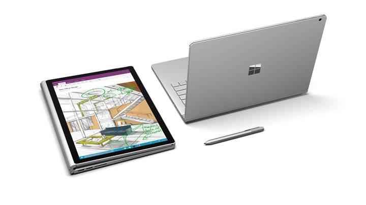 Microsoft tasarım sorunları nedeniyle Surface Book 2'yi erteledi iddiası