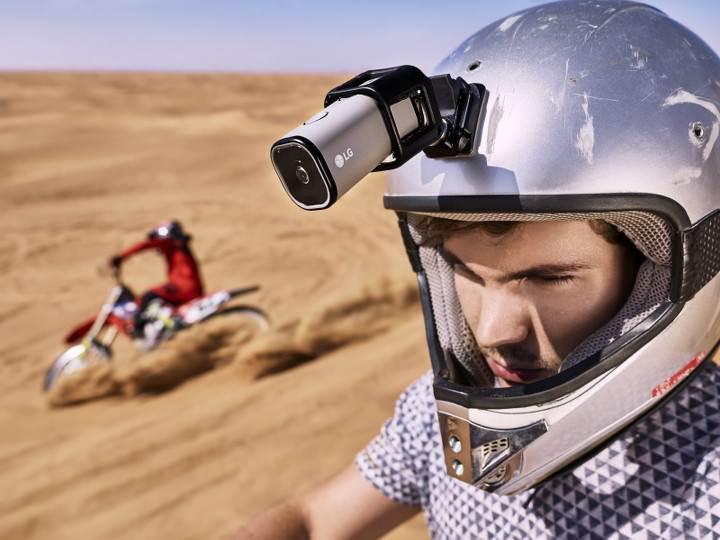 LG'den bu kez aksiyon kamerası, üstelik LTE destekli