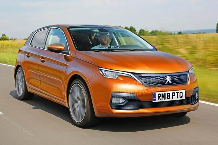 Yeni Peugeot 208 modern görüntüsüyle 2018'de yollarda olacak