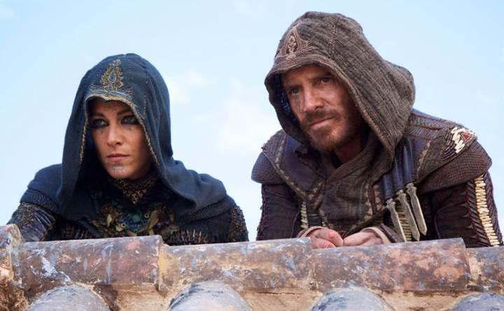 Assassin's Creed filminden ilk fragman ve poster yayınlandı