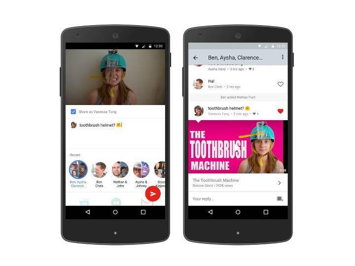 YouTube, yerleşik bir mesajlaşma özelliği hazırlığında