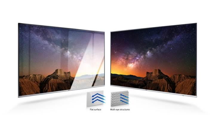 Samsung ile parlak ışık altında ekranlar daha iyi görüntü kalitesi sunacak