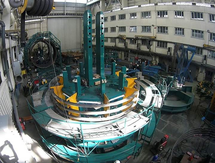 Piri Reis denizaltısı 2020 yılında sulara iniyor