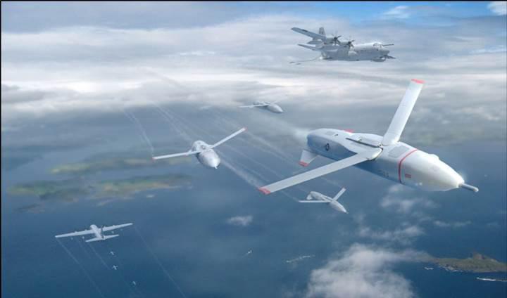 ABD Hava Kuvvetleri füzeleri yok etmek için kamikaze dronlar kullanacak