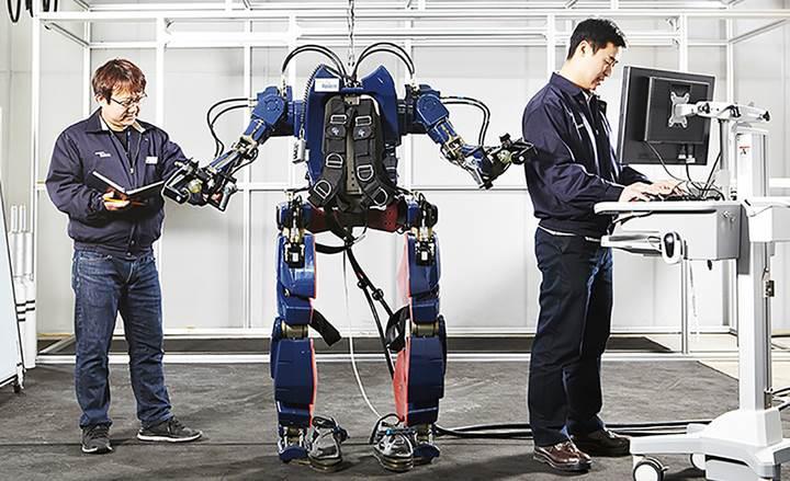 Hyundai yeni yardımcı robotlarını duyurdu