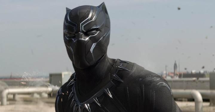 Marvel'in Black Panther filmi şekillenmeye başladı