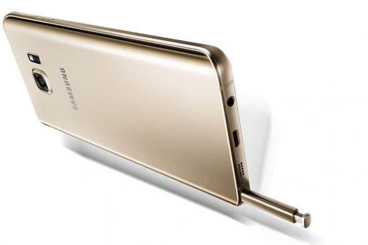 Samsung Galaxy Note 6 modeli, iPhone 7'den önce geliyor