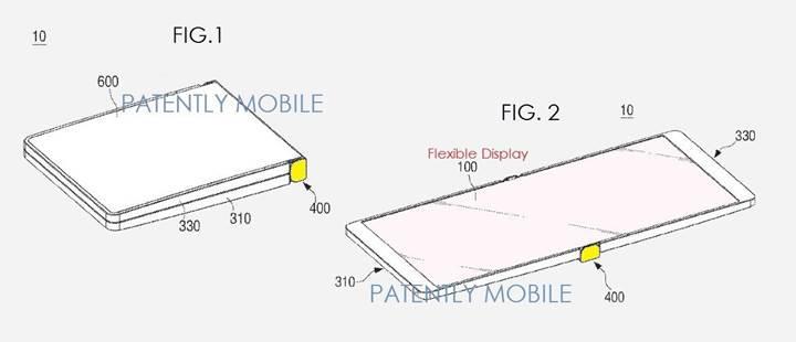 Katlanabilir 4K ekranlı Samsung Galaxy X 2017'de geliyor