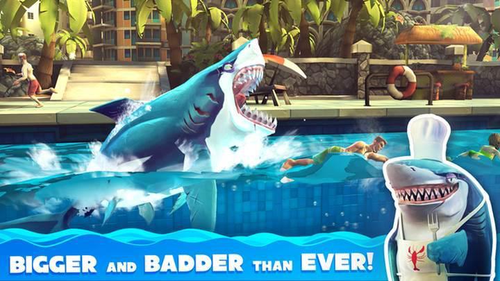 Hungry Shark World, 6 günde 10 milyon barajını aştı