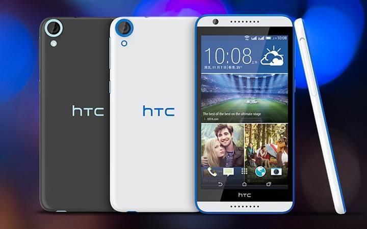 HTC Desire 820 nihayet Android Marshmallow almaya başladı