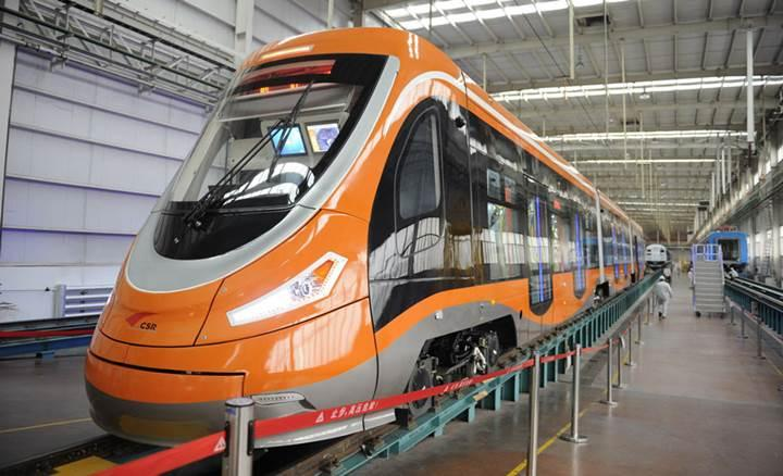 Çin, hidrojen ile çalışan tramvay geliştirdi