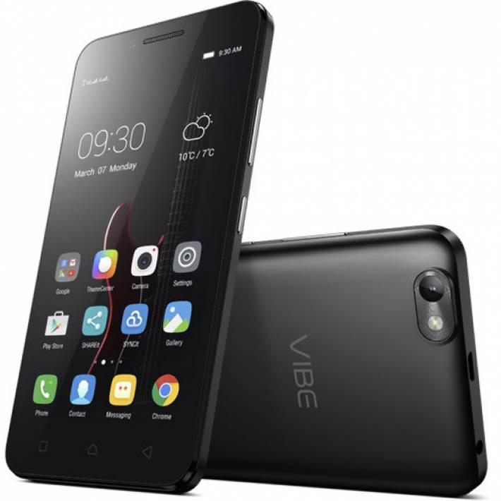 Lenovo'dan 100$'lık Vibe C akıllı telefon