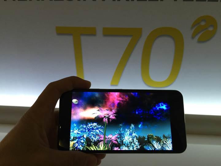Turkcell T70 tanıtıldı, işte fiyatı ve teknik özellikleri: