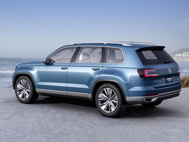 Volkswagen'in gizemli yeni SUV'si pazara bir adım daha yaklaştı