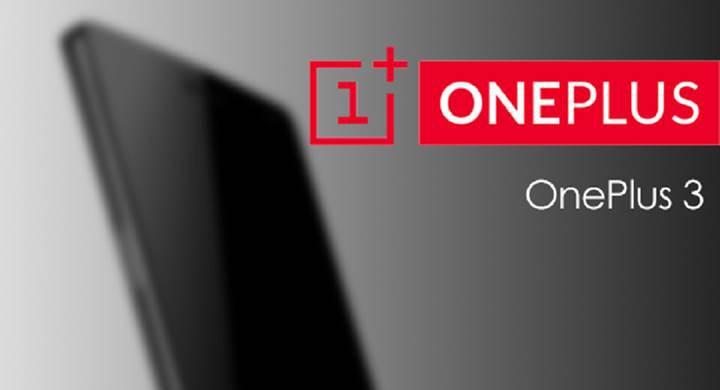 HTC 10'dan esintiler sunan OnePlus 3'ün yeni görüntüsü yayınlandı
