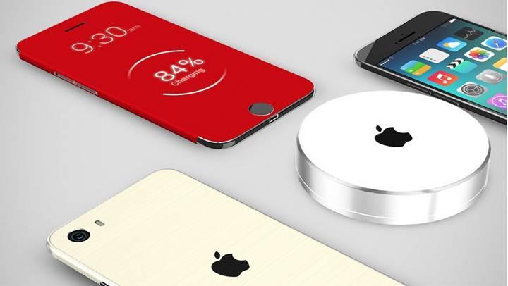 iPhone 7 kablosuz şarj teknolojisine sahip ilk model olabilir