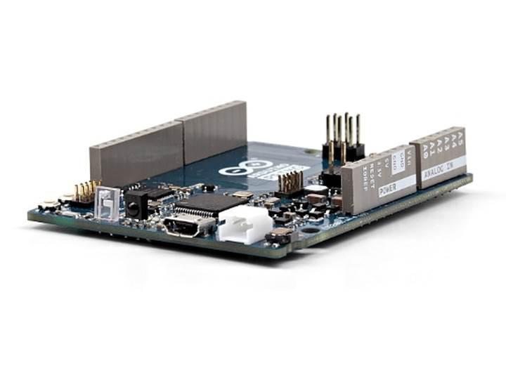Arduino, Nesnelerin İnterneti sektörüne yönelik gelişmiş bir devre kartı duyurdu