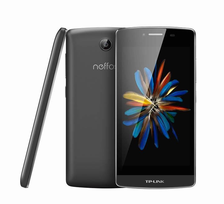 Telefon pazarının yeni oyuncusu TP-LINK Neffos C5 Türkiye'de