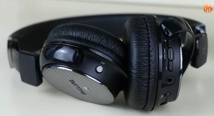 Bluetooth'lu Philips 8850NC ve 9850NC Noise Cancelling kulaklık incelemesi