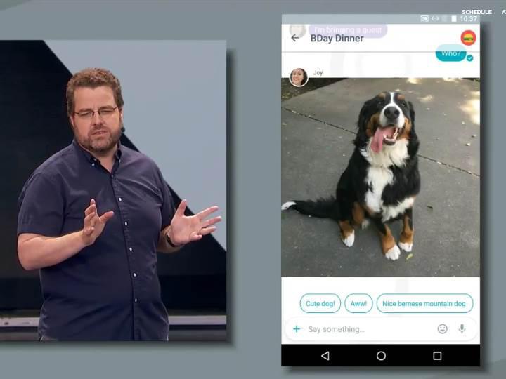 Google'dan daha akıllı mesajlaşma uygulaması: Allo