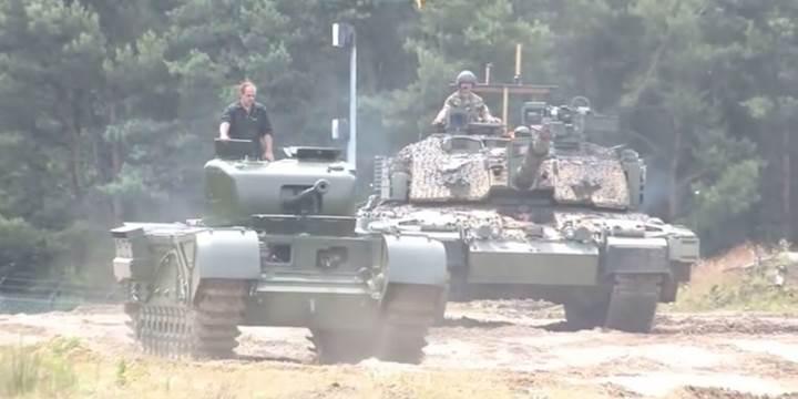 Tank teknolojilerindeki 60 yıllık farka şahit olun
