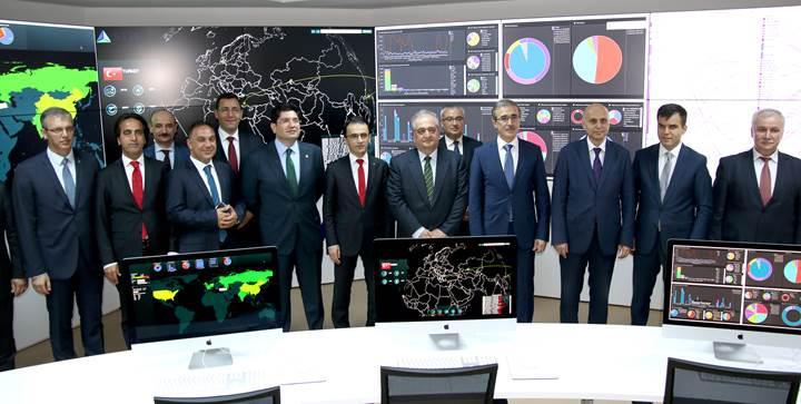 Türkiye'de siber saldırılara karşı bir ilk: Siber Füzyon Merkezi